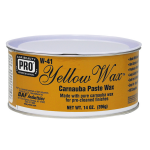W41 YELLOW WAX PASTE